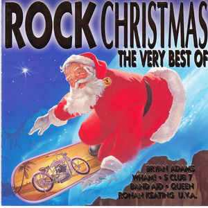 16 The Very Best of Rock Christmas