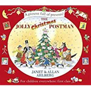 The Jolly Christmas Postman by Allan & Janet Ahlberg