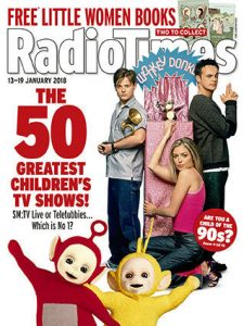 RADIO TIMES names Top 50 best children's TV shows of all time